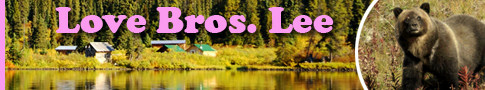 Love Bros. Lee Guide Outfitters